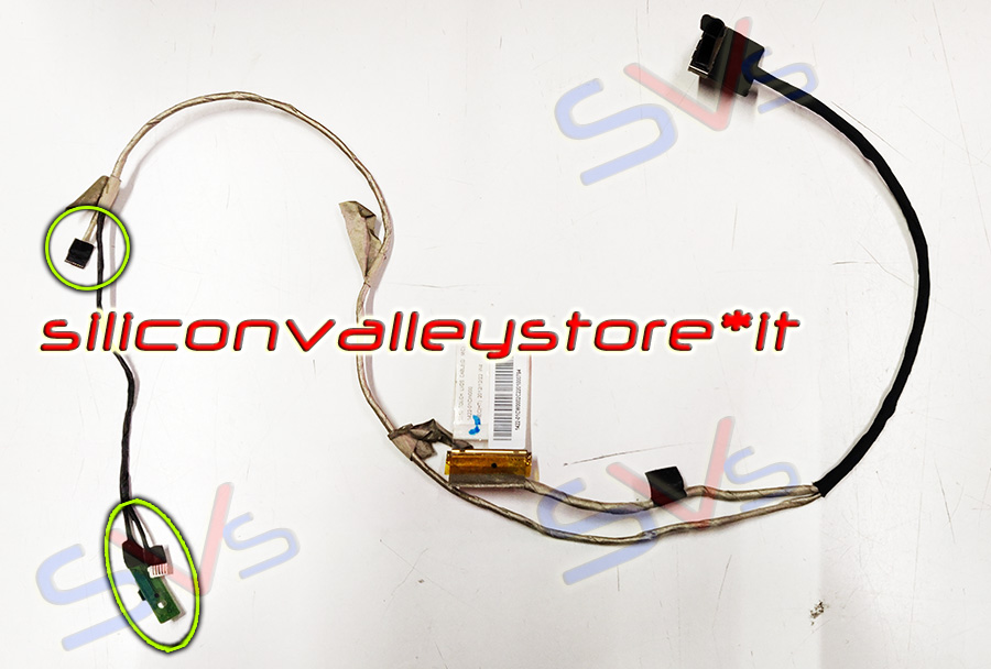 Compatible for Asus S550CA S550C S550CB S550CM S550 LCD Touch Screen Cable 1422-01CR000 No Mic