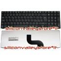 Tastiera per Notebook Acer Compatibile p/n: NSK-AL00E