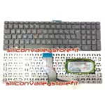Tastiera Italiana X15 Nera Senza Frame per Notebook HP 15-AB Series